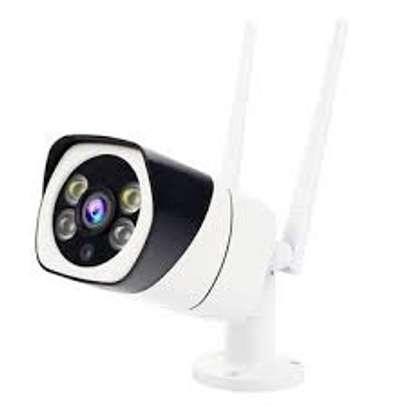 1080P WiFi smart Bullet Security Camera image 1