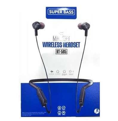 Wireless Bluetooth headsets image 1