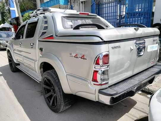 Toyota Hilux 3.0 D-4D Double Cab