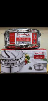 10ltrs signature hot pots/signature hot pots