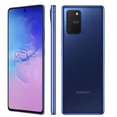 """Samsung Galaxy S10 Lite, 6.7"""", 128GB + 6GB (Dual SIM), Blue image 5"""