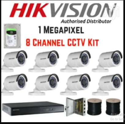 8 Cctv Cameras image 1