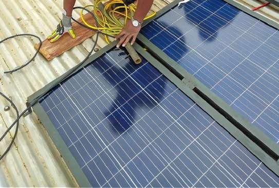 Solar Backup Systems Installation in Kenya image 1