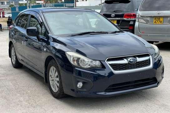 Subaru Impreza image 2