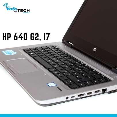 HP 640 G2, Core i7 Laptop image 1