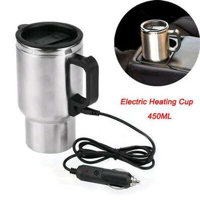 Electric car mug