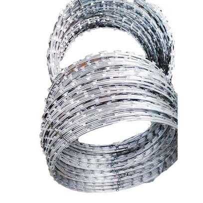 razor wire image 1