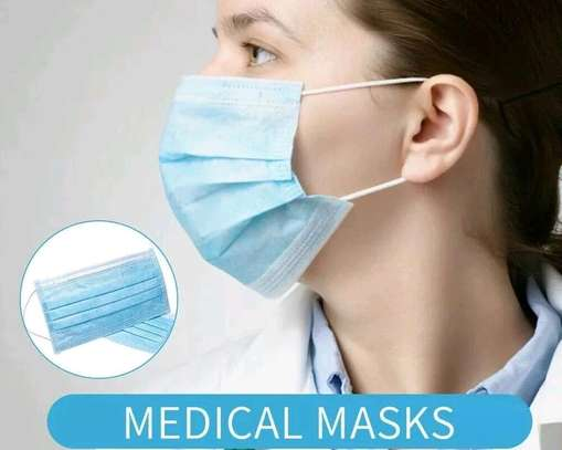 Surgical protective masks