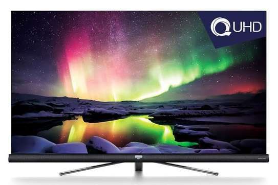 TCL C8 65 inches Android UHD-4K Smart Digital Tvs 65C8 image 1
