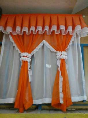 Designed Kitchen Curtains image 10