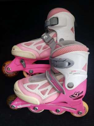 Ex UK Skates