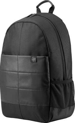 HP 15.6-inch Classic Laptop Backpack, Black - 1FK05AA image 1