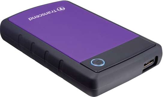 Seagate And Transcend 4TB External Hard Drives