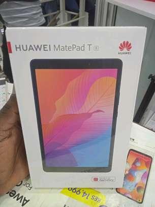 32GB huawei tablets- 2GB Ram 8MP Camera-8.0 inch-Mediapad T8 -1 year warranty image 2