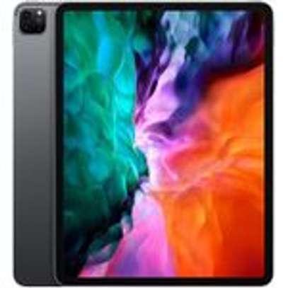 "Apple 12.9"" IPad Pro (Early 2020, 128GB, Wi-Fi + 4G LTE, Space Gray) image 1"