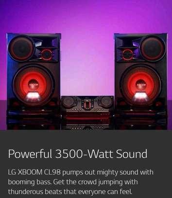 LG XBOOM CL98 image 1