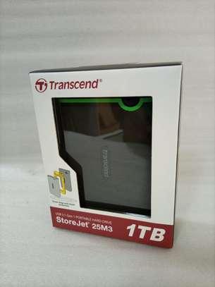 Transcend 1TB Storejet 25M3