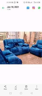 Recliner replica sofa image 1