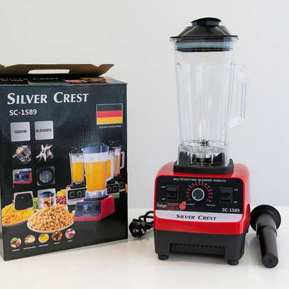 silver crest Commercial /Professional Blender -3000WATTS image 2