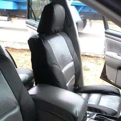 ChrisArt Car seat covers image 1