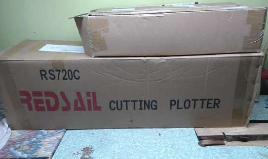 Plotter Vinyl Cutter Model Redsail RS720C image 4
