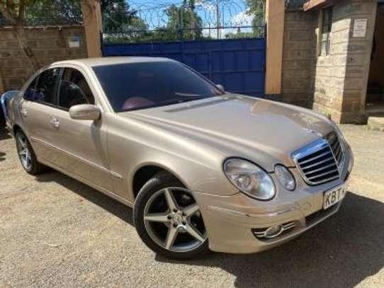 2005 Mercedes-Benz E200 KBT Auto Petrol 1.8litre. Super image 12