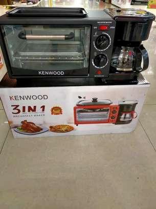3in1 breakfast machine image 1