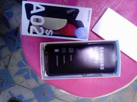 New Samsung Galaxy A02 64 GB Black image 4