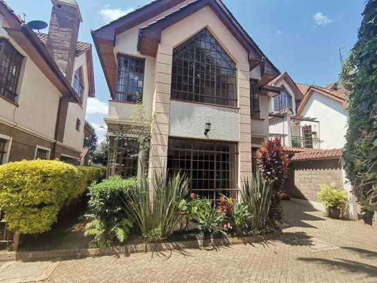 CLEAN AND SPACIOUS 5BEDROOM TOWNHOUSE WITH DSQ image 1