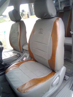 DOUBLE CABIN CAR SEAT COVERS