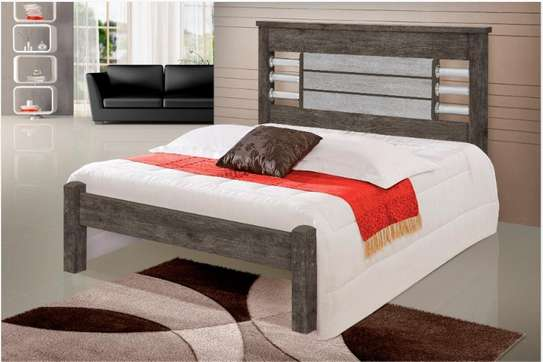 RAISSA KING SIZE BED - ITAÚBA / AVELÃ WOOD
