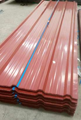 Box Profile iron sheets