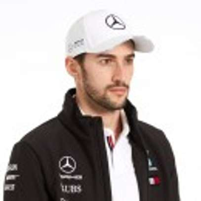 Mercedes-AMG Petronas Motorsport 2019 F1™ Team Cap White