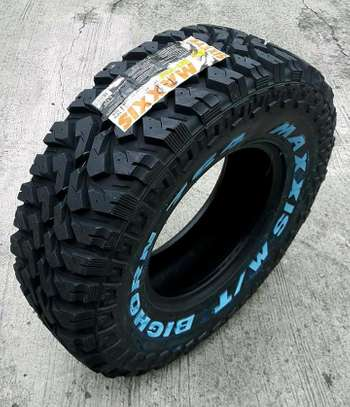 265/70R17 Mt Maxxis tyres image 1