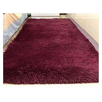 PREMIUM 5*8 FLUFFY CARPET image 5