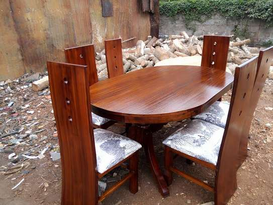 custom-made 6 seater Dining sets image 1