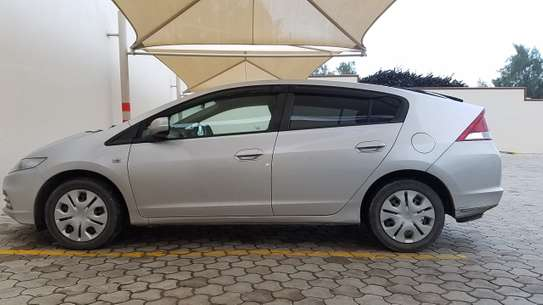 Honda Insight 2012model, New shape image 13