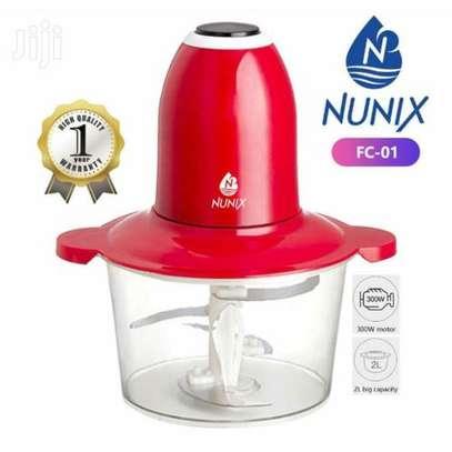 Nunix New Vital Multi-Functional Food Chopper-fc-01 image 2