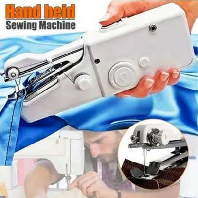 Handheld Sewing Machine image 1