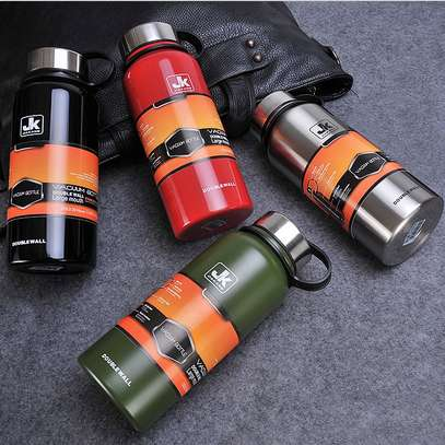 JK Stainless Steel Thermos Vacuum Flask 800ml image 1