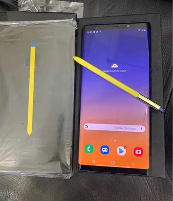 Samsung note 9 * black * image 1