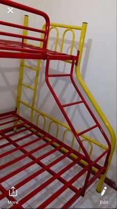 Metallic Double beds for sale. image 3