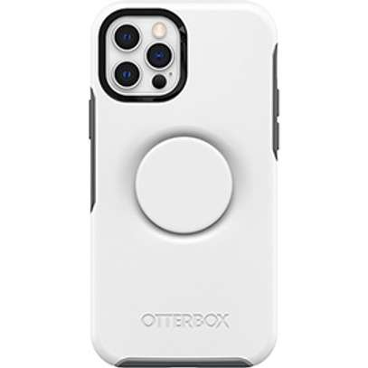 iPhone 12 and iPhone 12 Pro Otter + Pop Symmetry Series Case image 4