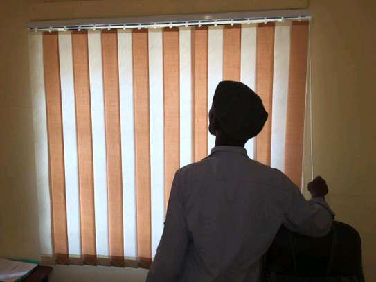 Office vertical Window Blinds image 2