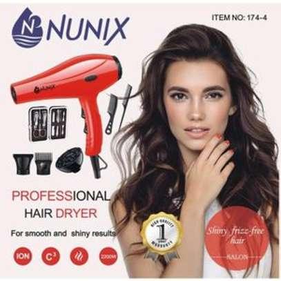 Nunix HD-01C 2200W Blow Dry Hair Dryer image 2