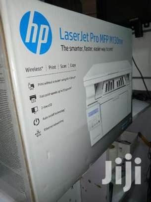 HP Laserjet Pro MFP M130nw image 1