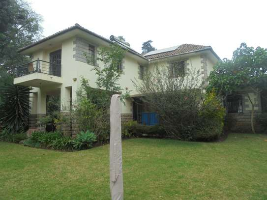 5 bedroom townhouse for rent in Lower Kabete image 1