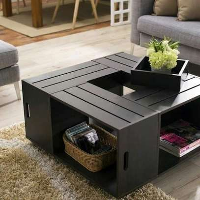 Pallet Coffee Table image 6