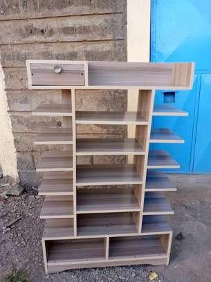 shoe rack sleek image 1
