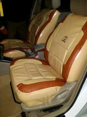 Ractis Car Seat Covers image 1